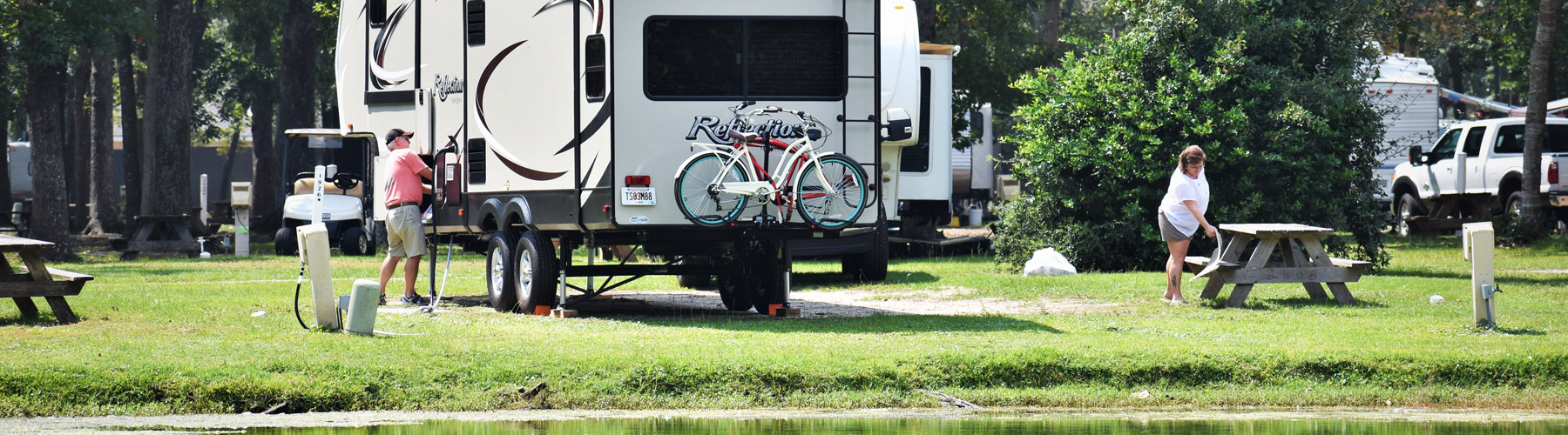 Campsite Rental Policies