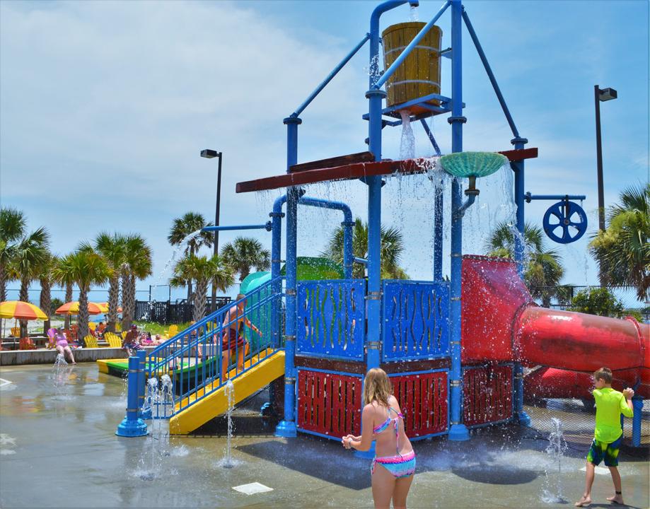 Myrtle Beach Water Park Campground In Myrtle Beach